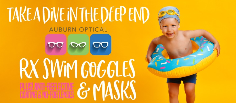 AuburnOptical SwimGogglesMasks Webtile
