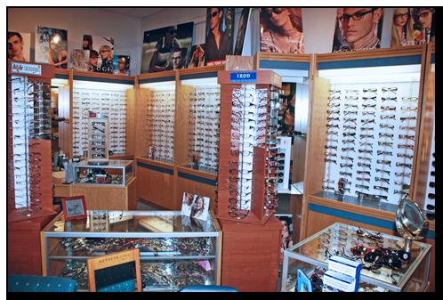 our Ahaukee eye care center