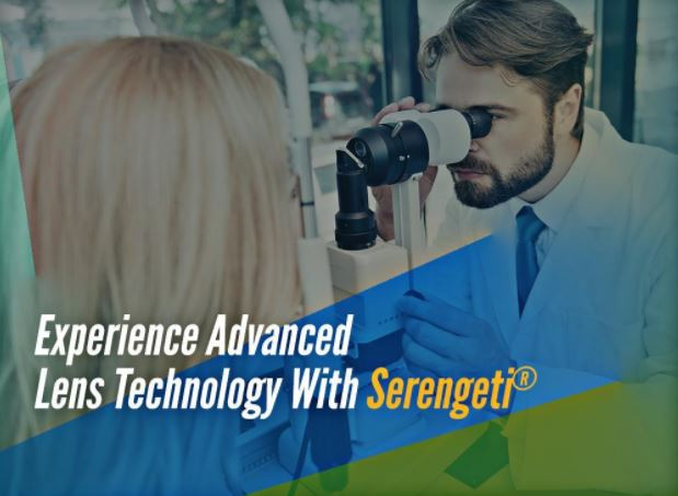 Experience Advanced Lens Technology With Serengeti
