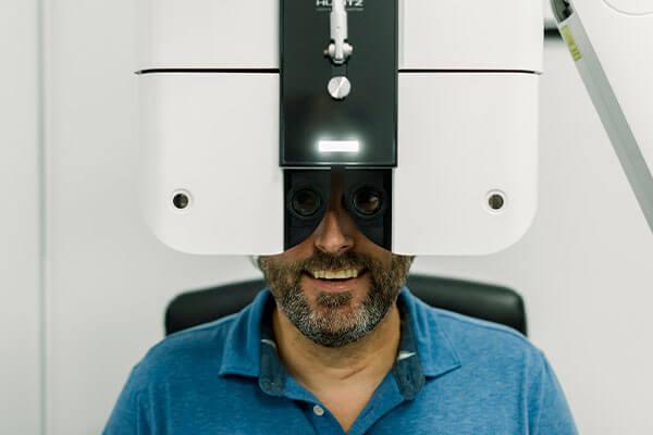 Comprehensive Eye Exams 600×400