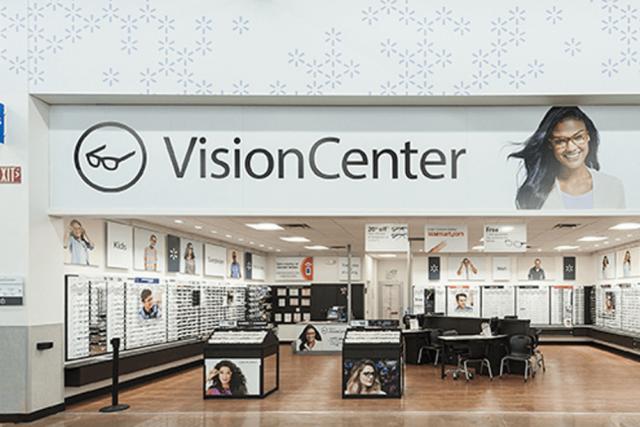 vision center walmart