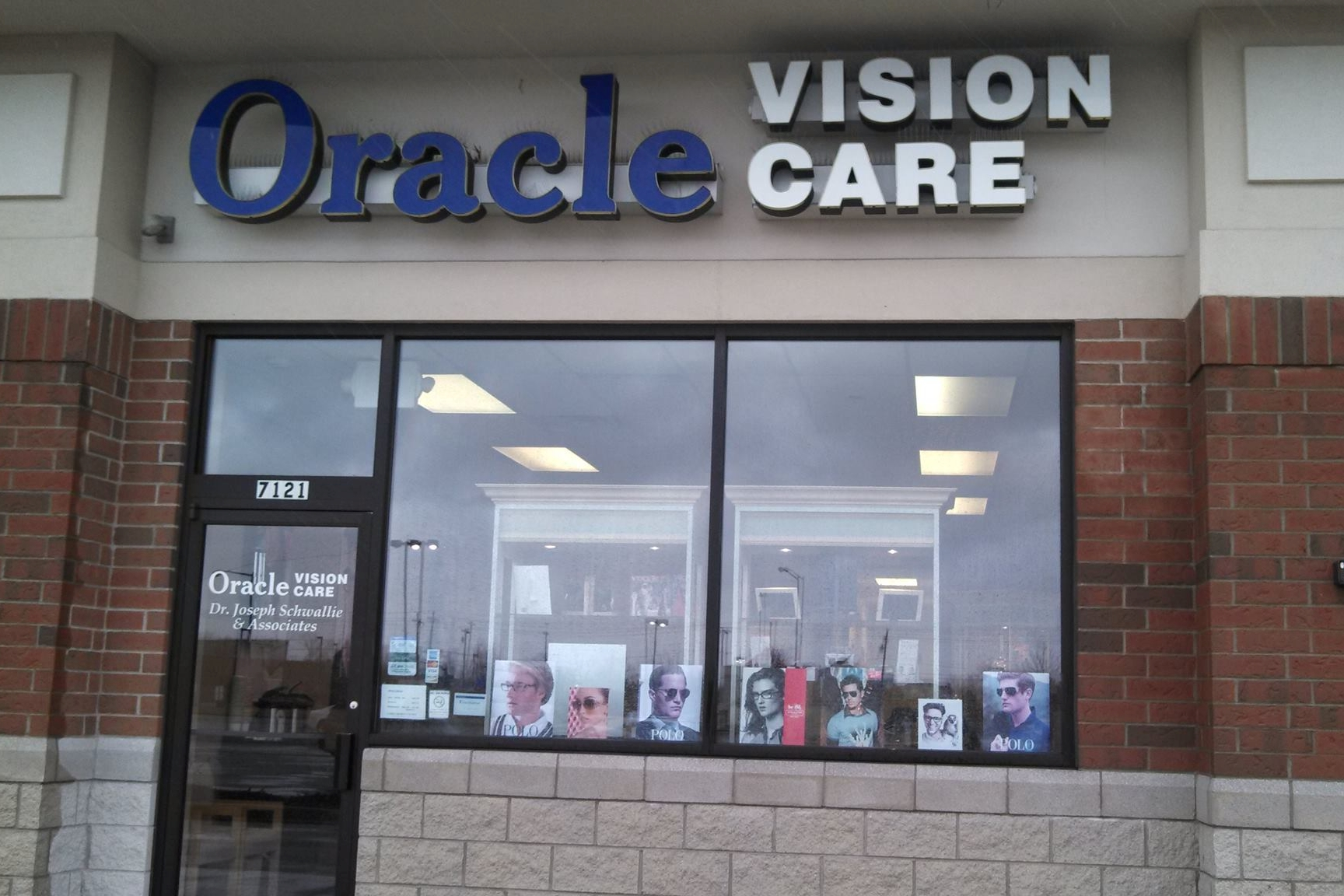 Oracle Vision Care exterior