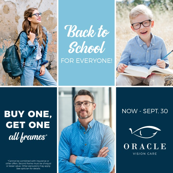 Oracle Q3 BackToSchoolForEveryone Email