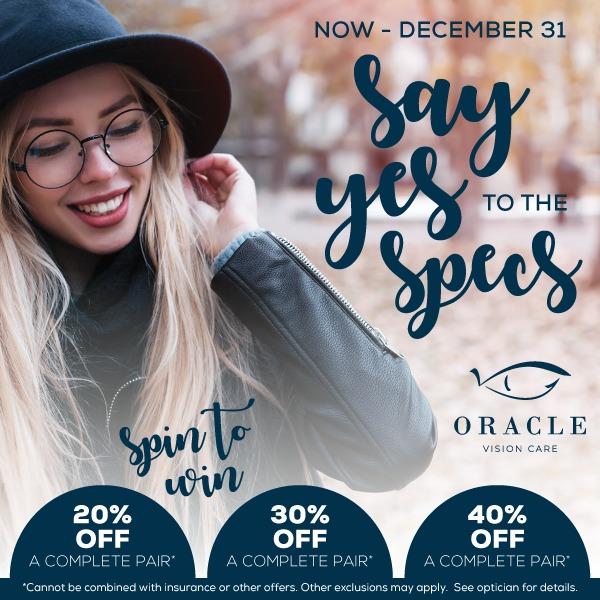 Oracle Q4 SayYesToTheSpecs Email