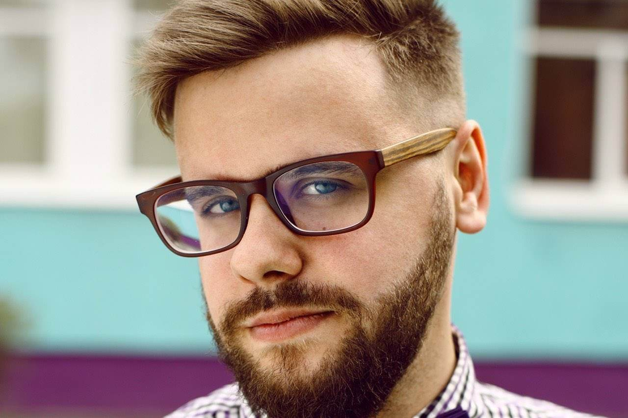 eyeglasses male hipster head 1280×853