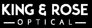 king and rose WHITE logo