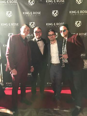 King and Rose Ross Bennett Matt Swinney austin fashion week large