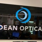 Dean Optical Sign