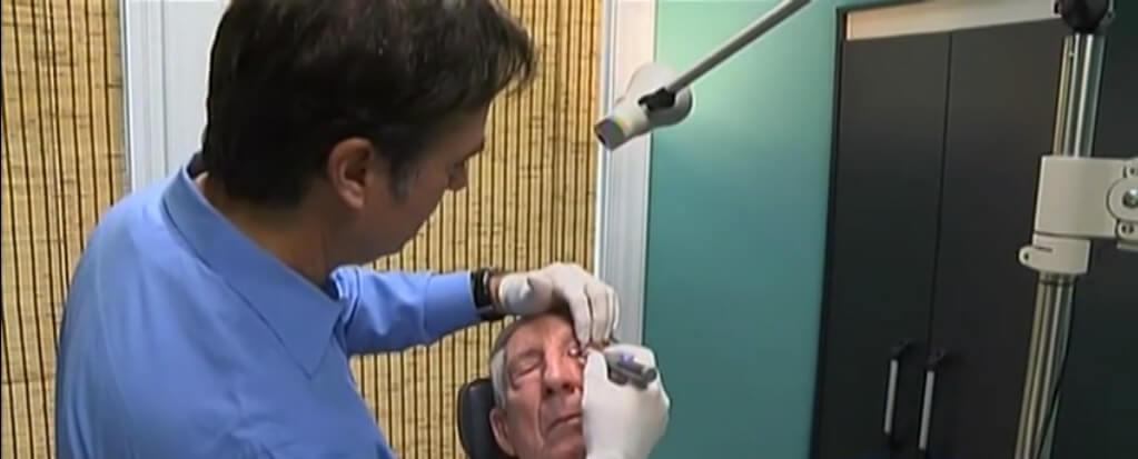 dry eye treatment header
