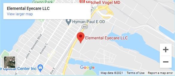 Elemental Eyecare LLC Map