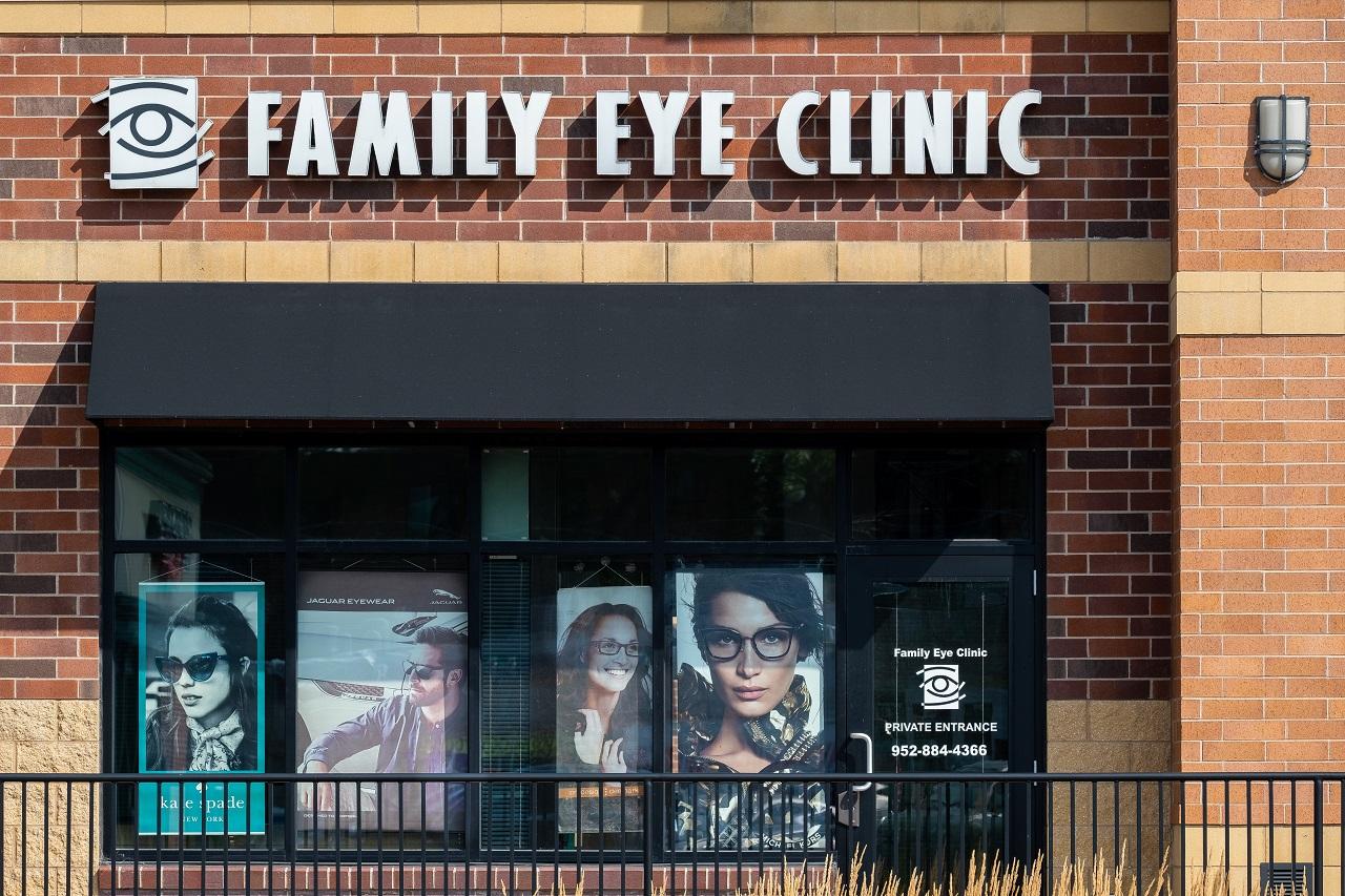 Family Eye Clinics Bloomington