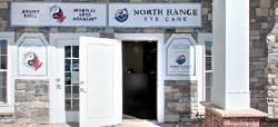 north range eye care exterior