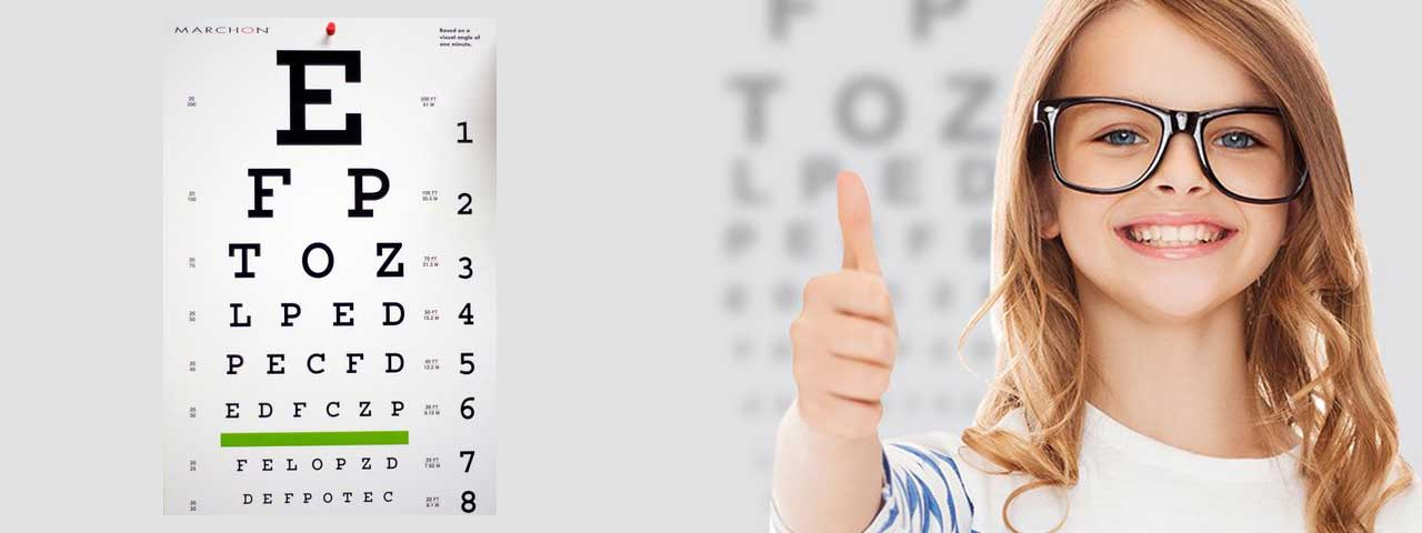 optometrist, what is eye chart in Commerce City, CO