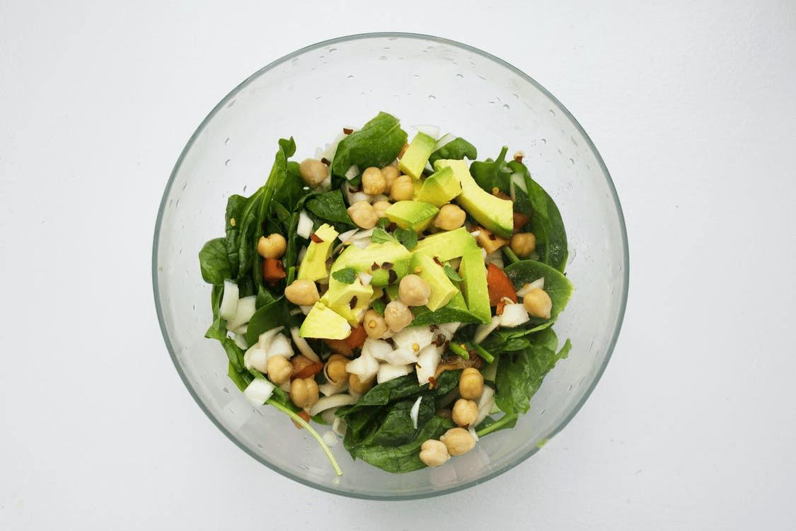 salad healthy vision