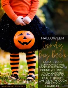 Webtile HalloweenCandyBuyBack