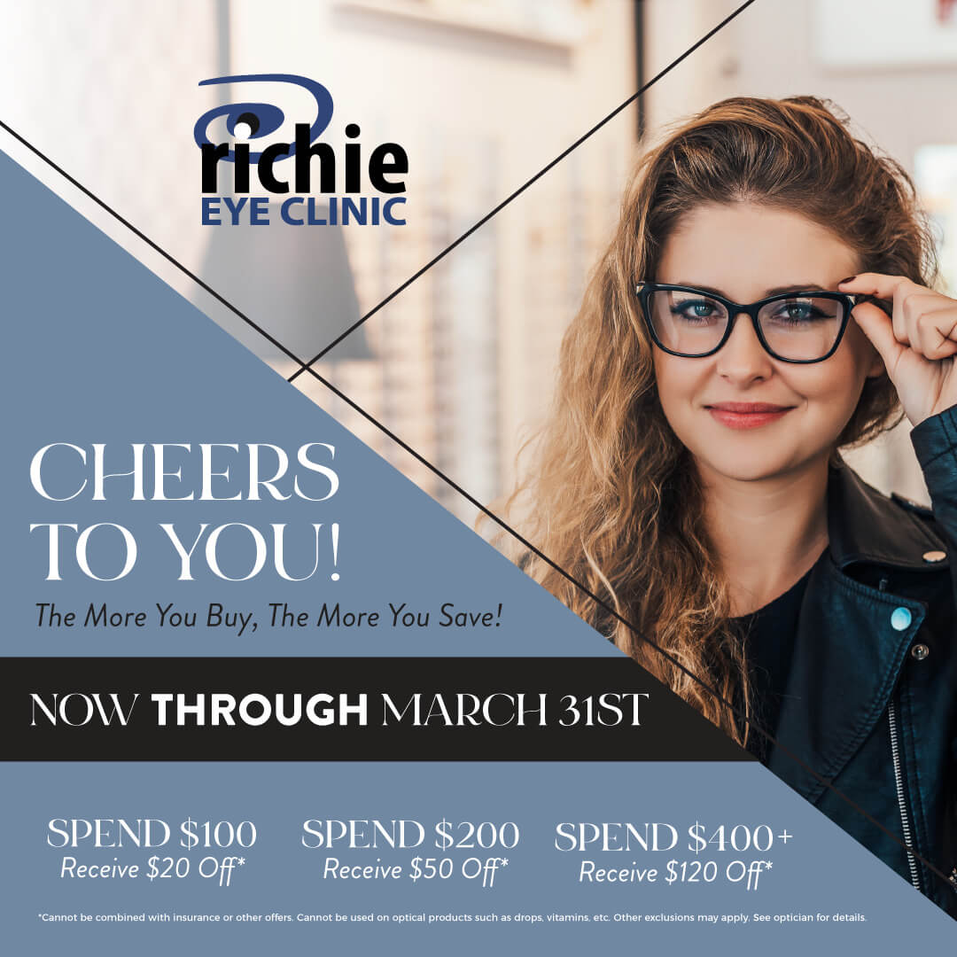 RichieEyeClinic Q1CheersToYou SocialEmail