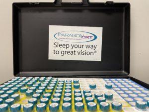 Ortho-K contact lens set
