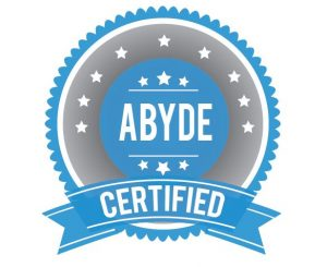 Abyde Certification Badge