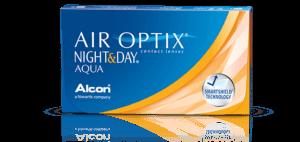 AIR OPTIX NIGHT DAY AQUA
