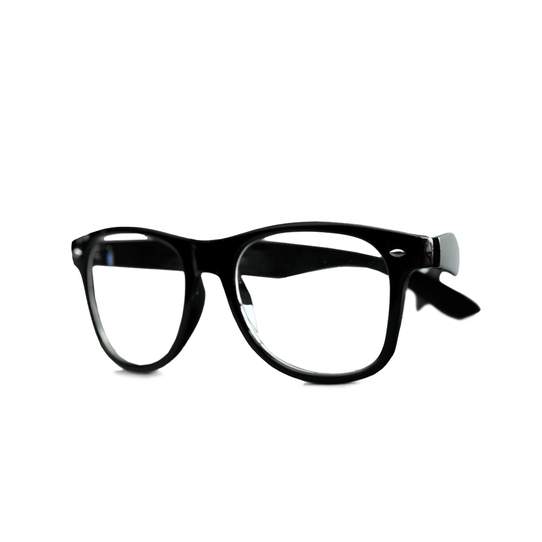 blk glasses cutout