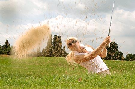 Golfer Eyewear