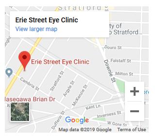 erie street map
