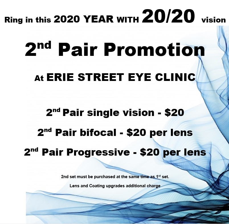 2nd pair promo 2020
