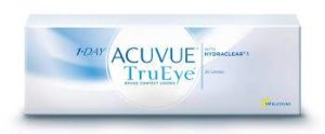 JJ 1 day acuvue trueye