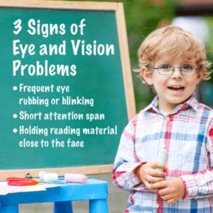 cv ecprime vision problems 5