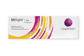 MiSight 1 Day Contact Lenses