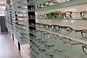eyeglass frames display