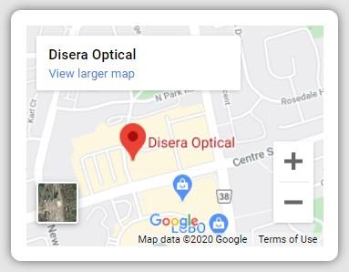 Disera Optical Map