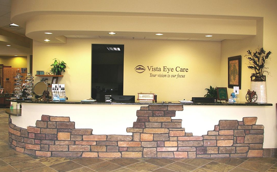 vista eye care clinic