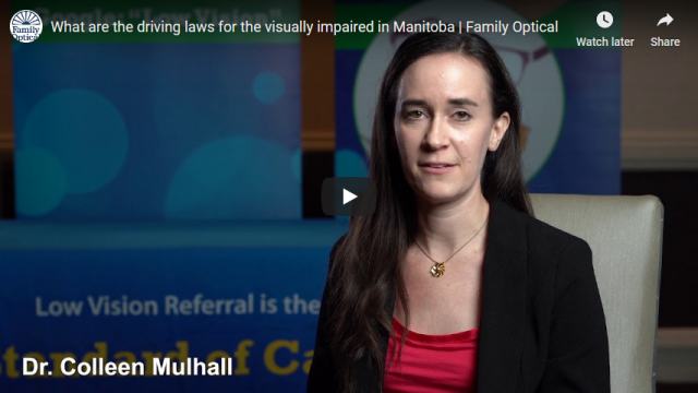 Screenshot 2020 01 05 What are the driving laws for the visually impaired in Manitoba Family Optical   YouTube