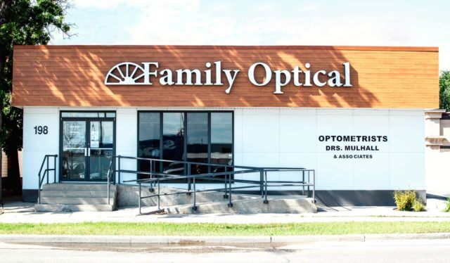family optical exterior