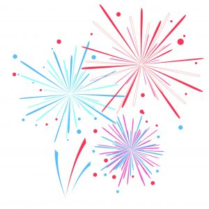 fireworks vector transparent 24