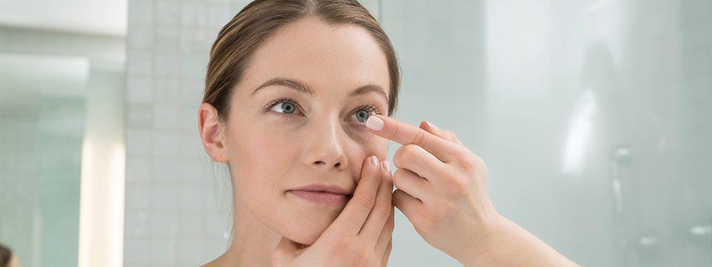 eye exams contacts