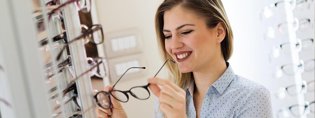 prescription eye glasses