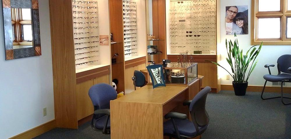 eyeglass frame display