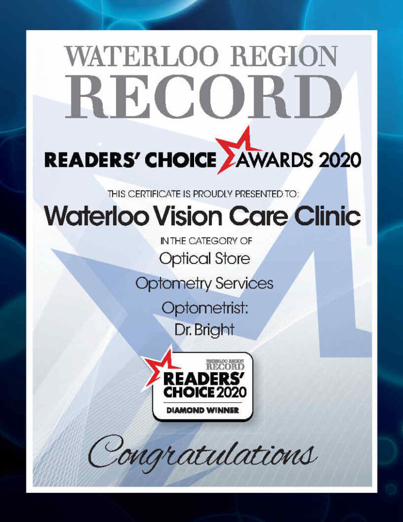 Waterloo Vision Care