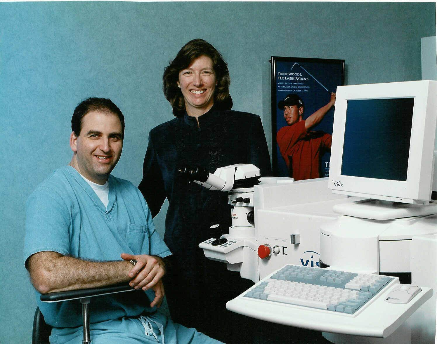 Dr Woolfson and Dr Steck