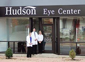 Hudson Eye Center storefront rs