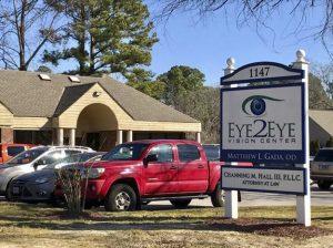 eye care center Williamsburg