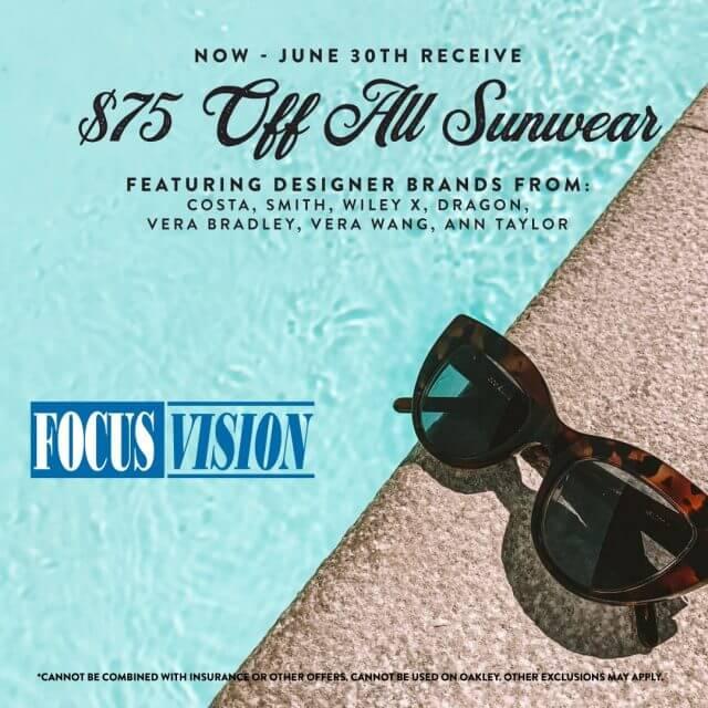 FocusVision SunwearPromo Social1