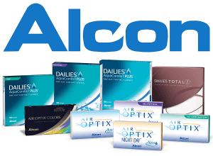 Alcon Contact Lens