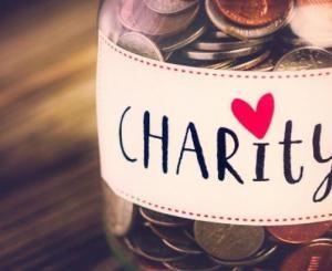 charity jar