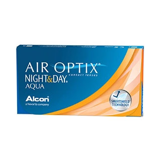 Air Optix Night and Day Aqua