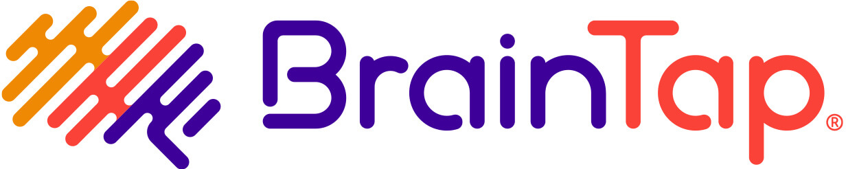 BrainTap logo FINAL color 111418