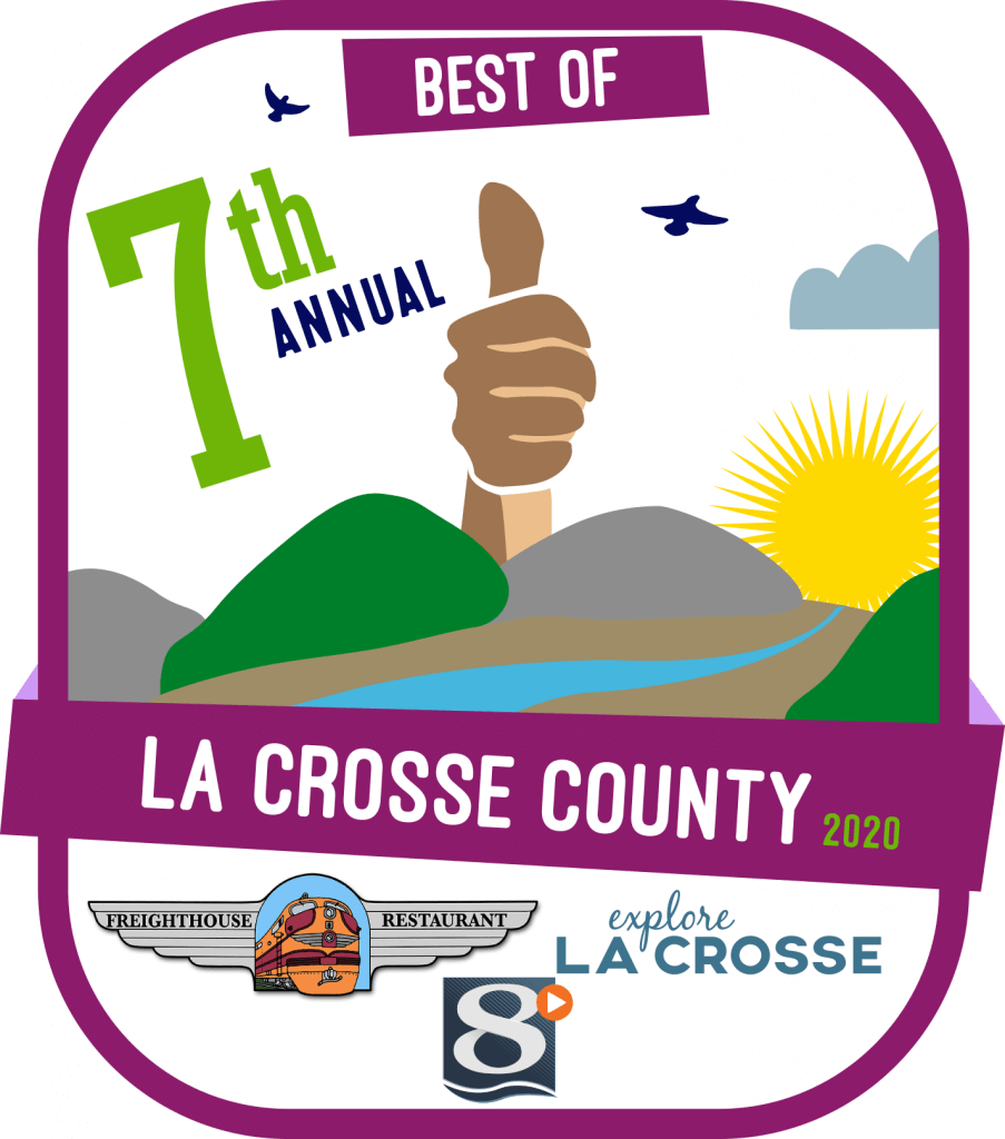 Best of La Crosse County Badge 2020