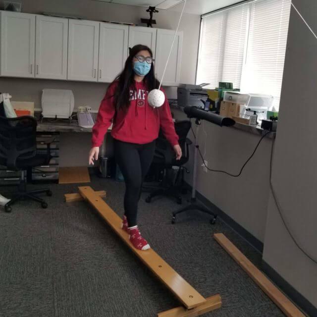 neuro patient exercise